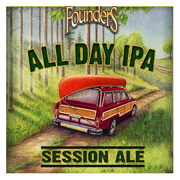 Founders All Day IPA, Ebenezer Ale House | Craft Beer, Buffalo NY