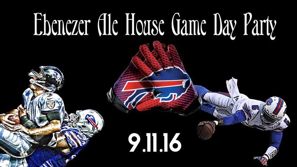 Buffalo Bills Gameday Specials