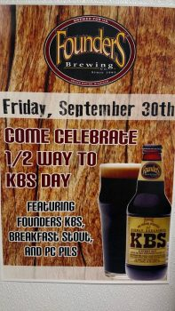 Founders Halfway to KBS Day