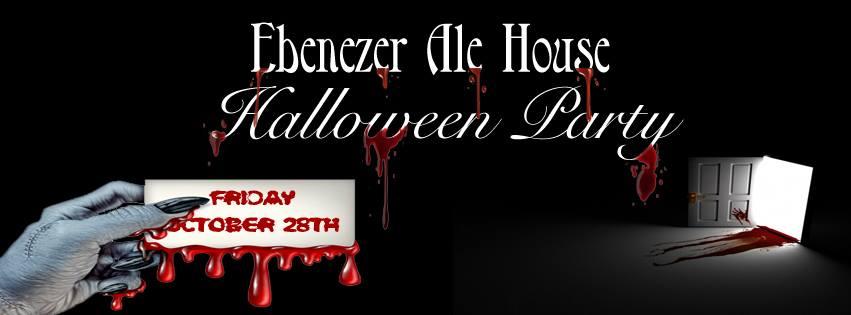 Ebenezer Ale House Halloween Party 2016