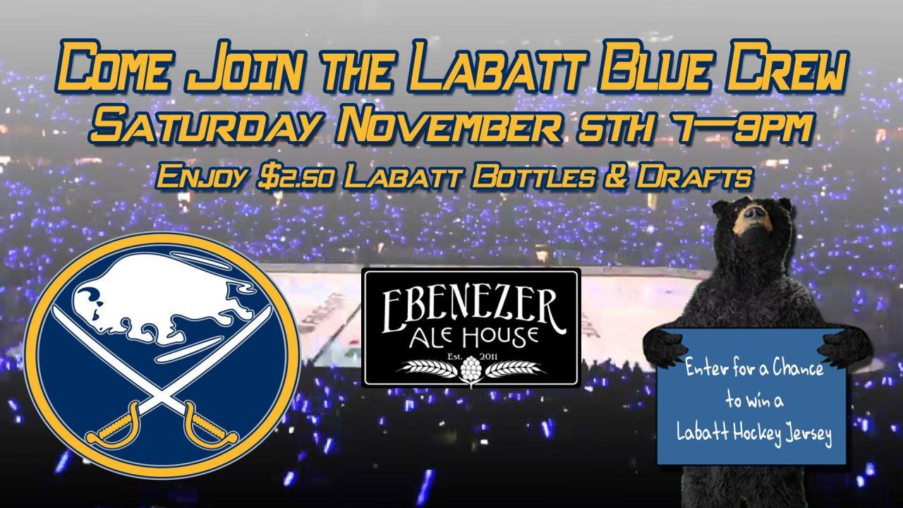 Labatt Blue Crew