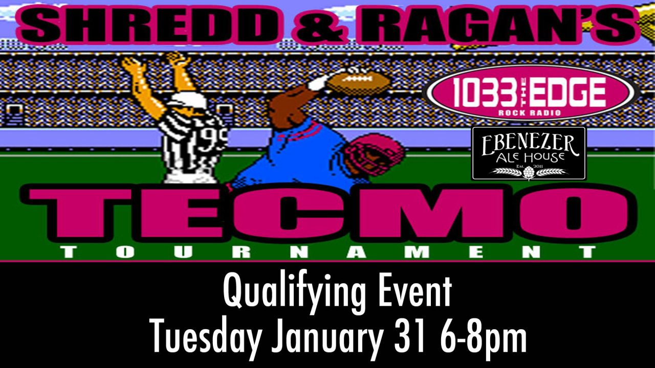 Shred & Ragan Tecmo Tournament
