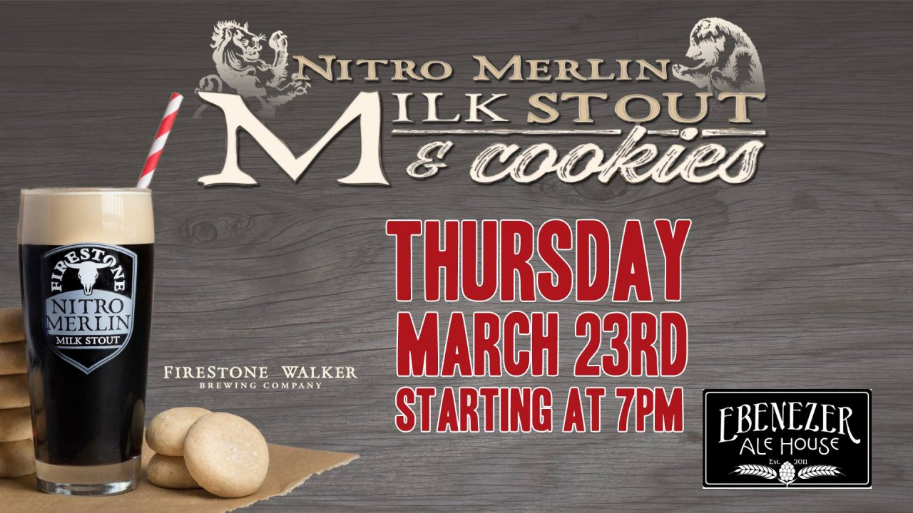 Firestone Walker Milk & Cookies Event
