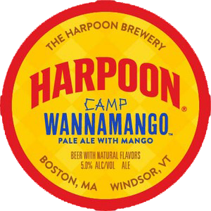 Harpoon Brewing Company Wannamango