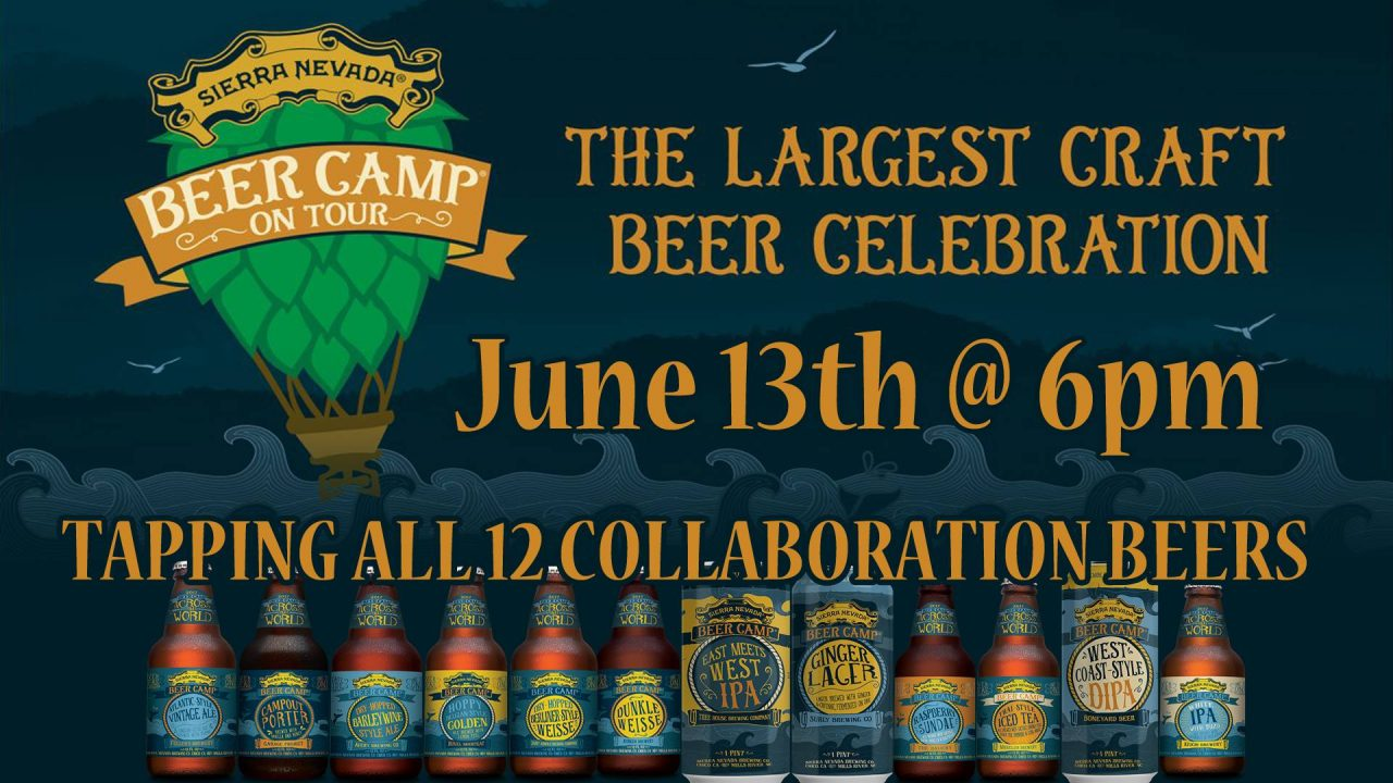 Sierra Nevada Beer Camp Event