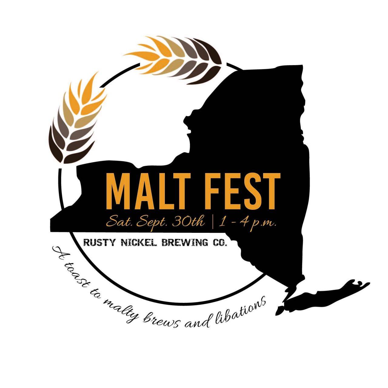 1st Annual Malt Fest - Rusty Nickel Brewing Company