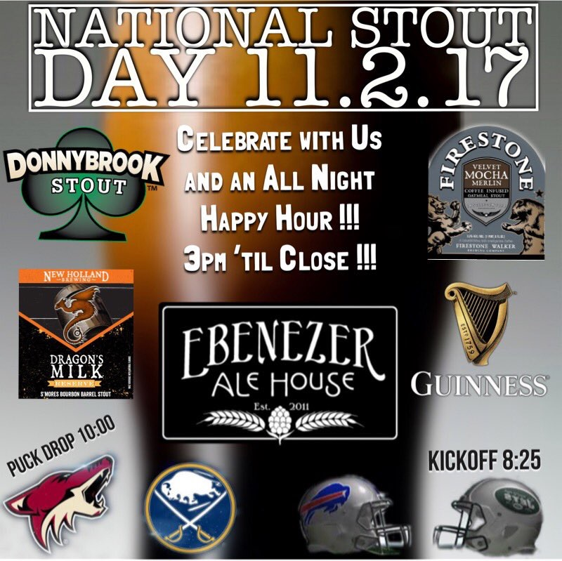 National Stout Day