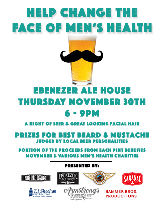 Movember Celebration