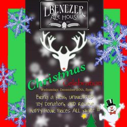 Ebenezer Christmas Party 2017